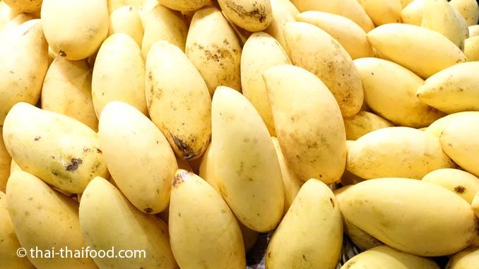 Gelbe Mangos