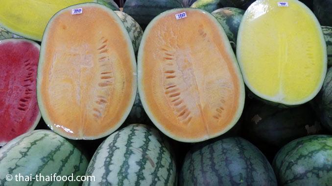 Gelbe Wassermelonen kaufen