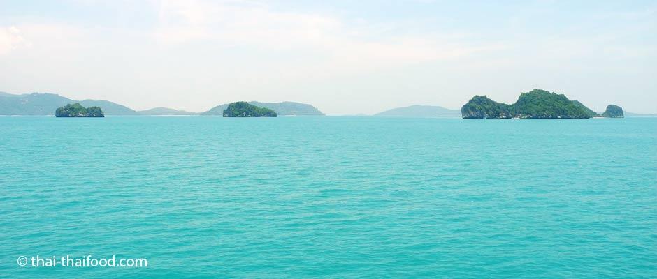 Golf von Siam