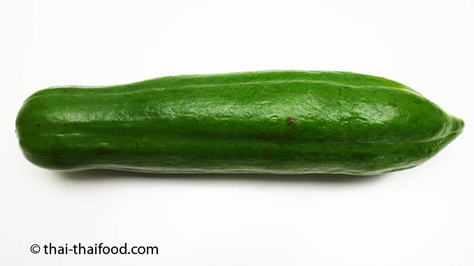 Grüne Papaya