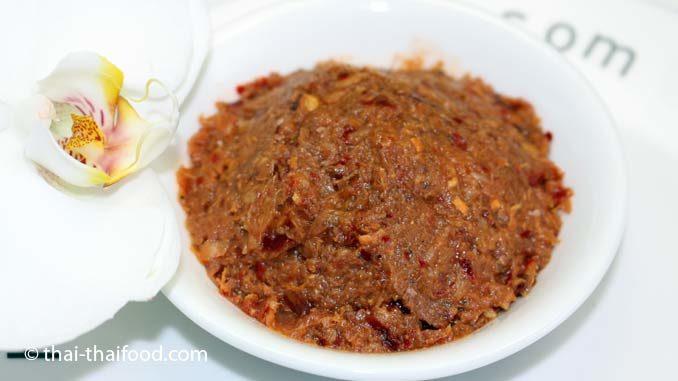 Jackfrucht Curry paste recipe