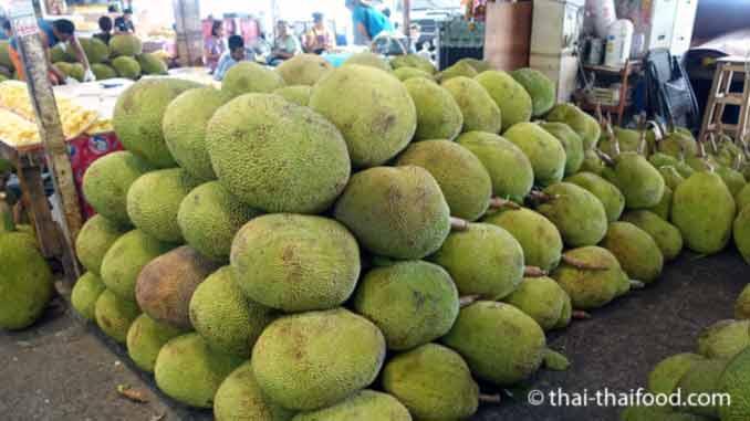 Thailändische Jack Frucht