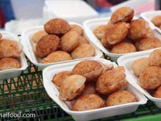 Thai Pudding Snack