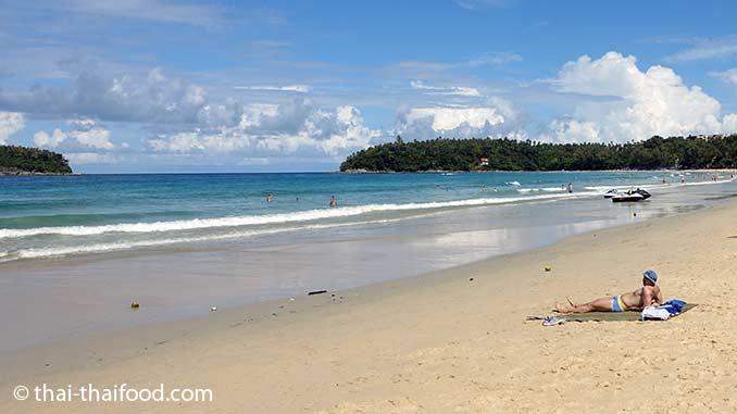 Phuket Strände - Kata Beach