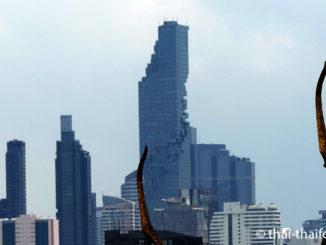 höchstes Gebäude in Bangkok