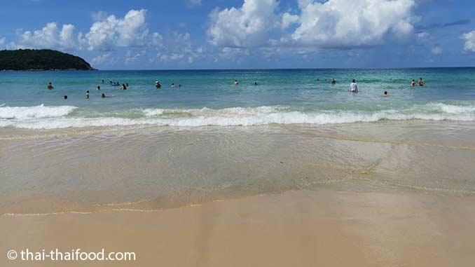 Phuket Strände - Nai Harn Beach