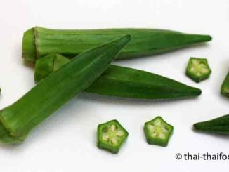 Gemüse-Eibisch
