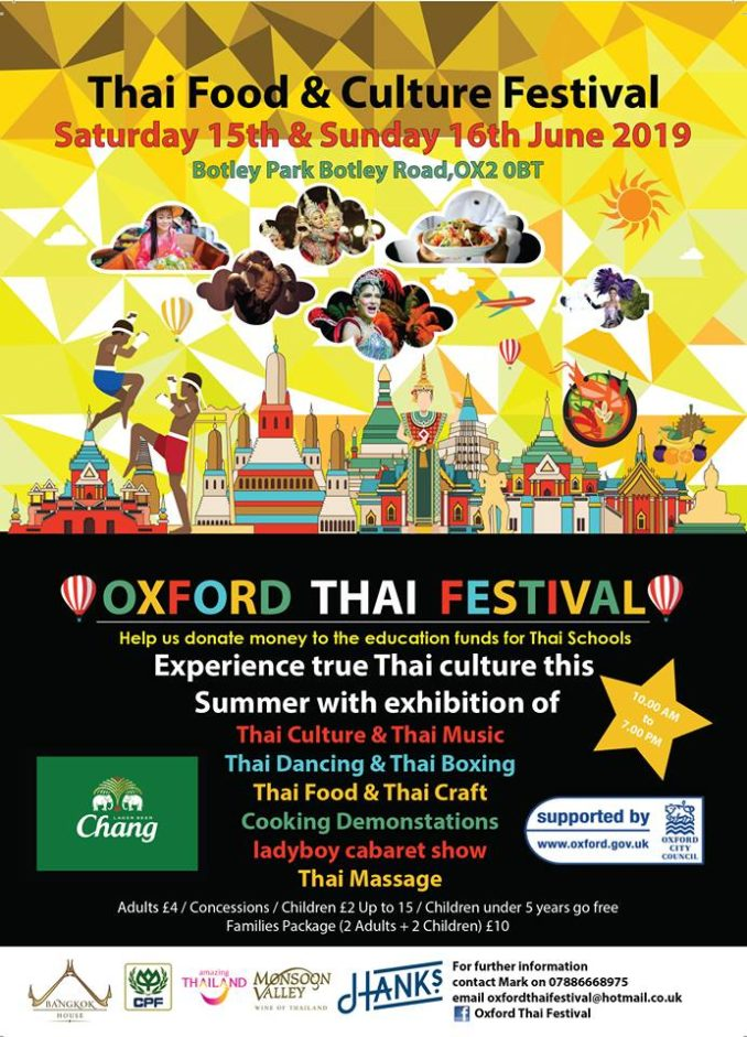 Oxford Thai Festival