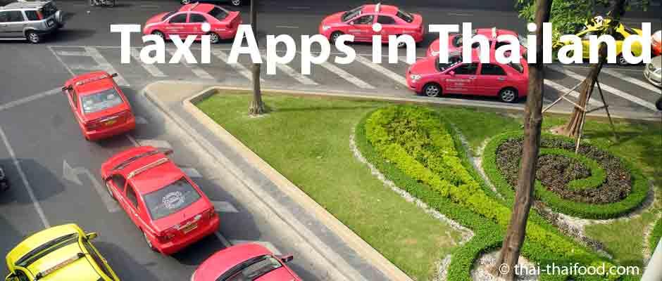 Taxi Apps Bangkok