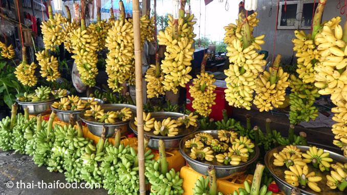 Thailändische Banane
