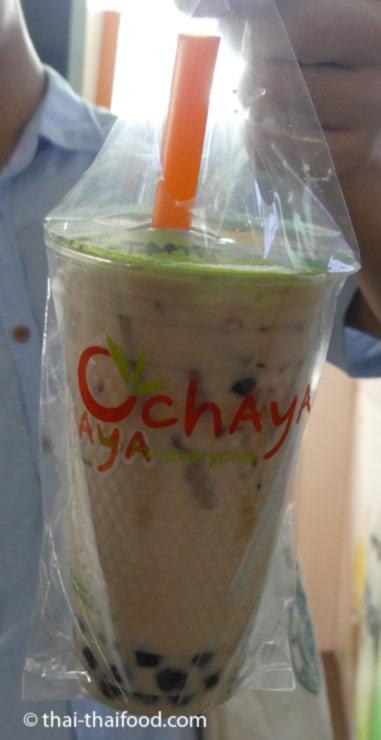Bubble Ice Tea Cha Yen