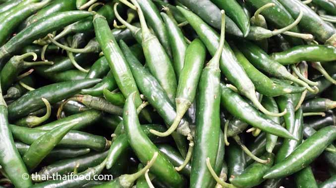 Grüne Prik Chi Faa