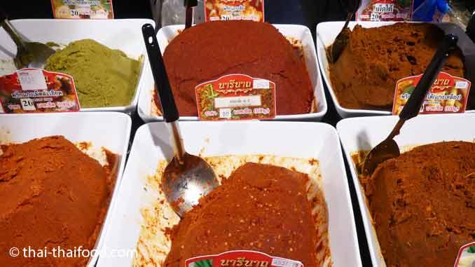 Thai Currypasten