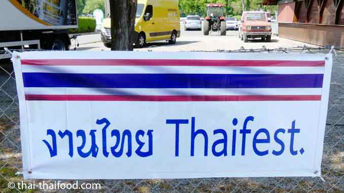 Thai Food Festivals