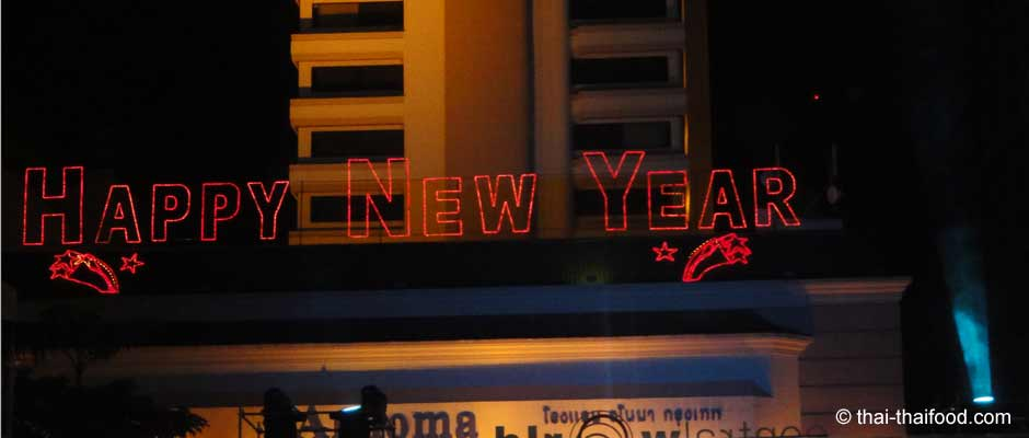 Übersicht der Feste und Feiertage in Thailand