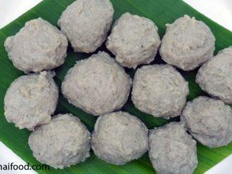 Thai Fleischbällchen