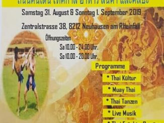 Thai Food Fest am Rheinfall