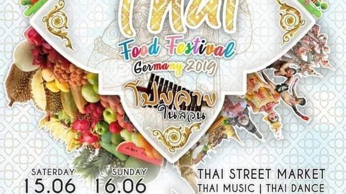 Thai Festival 2019 Bietigheim