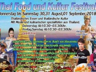 Thai Food Festival Allschwil