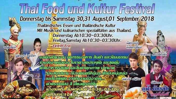 Thai Food Festival Allschwil