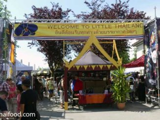 Thai Food Festival Lachen 2019