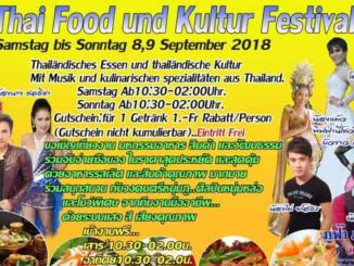 Thai Food Festival Zürich