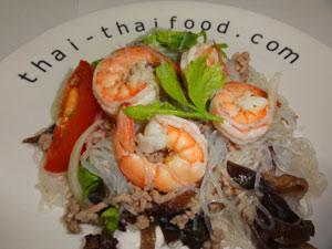 Thai Glasnudelsalat