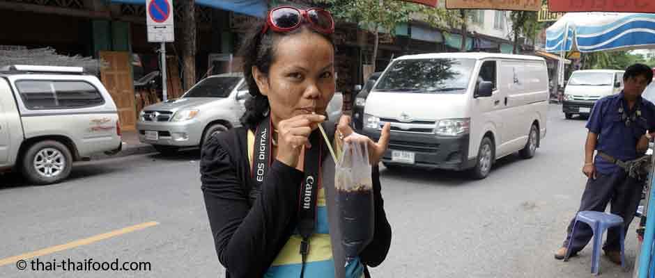 Oliang - Thai Eiskaffee