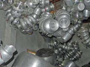Aluminiumkochtöpfe