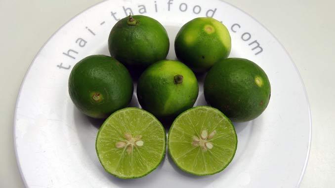 Thai Limetten