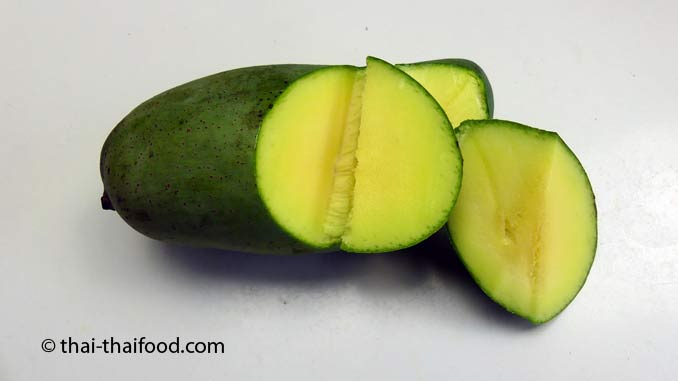 Thai Mangos