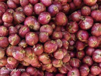 Thai Schalotten
