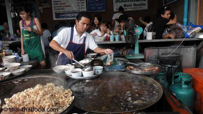 Thai Kochtechniken | Thaifood Zubereitung in der Thai Küche