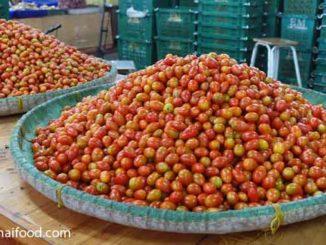 Thai Tomaten