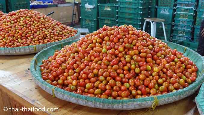 Thailändische Tomaten