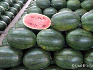 Thai Wassermelone