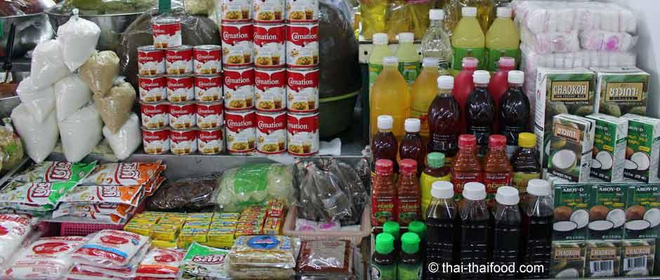 Zutaten der Thai Küche | Eine exotische Zutaten-Übersicht