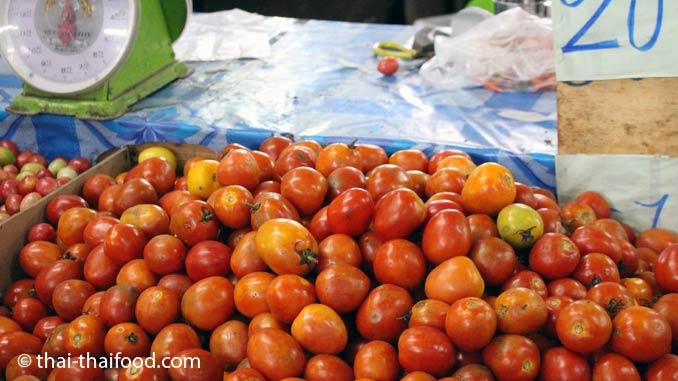 Thailand Tomaten