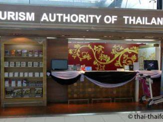 Tourist Information Thailand
