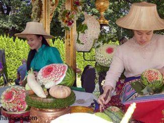 Thailändischer Hut