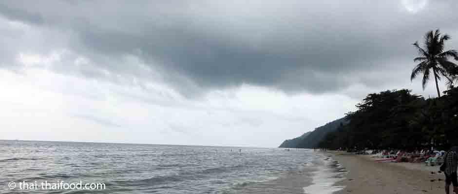 Zyklone Thailand
