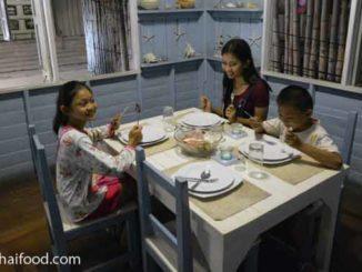 Verhaltensregeln in Thailand beim Essen