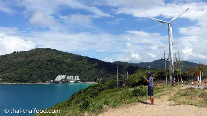Windrad Aussichtspunkt Phuket